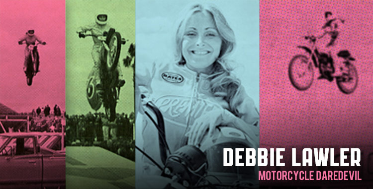 The Flying Angel Debbie Lawler