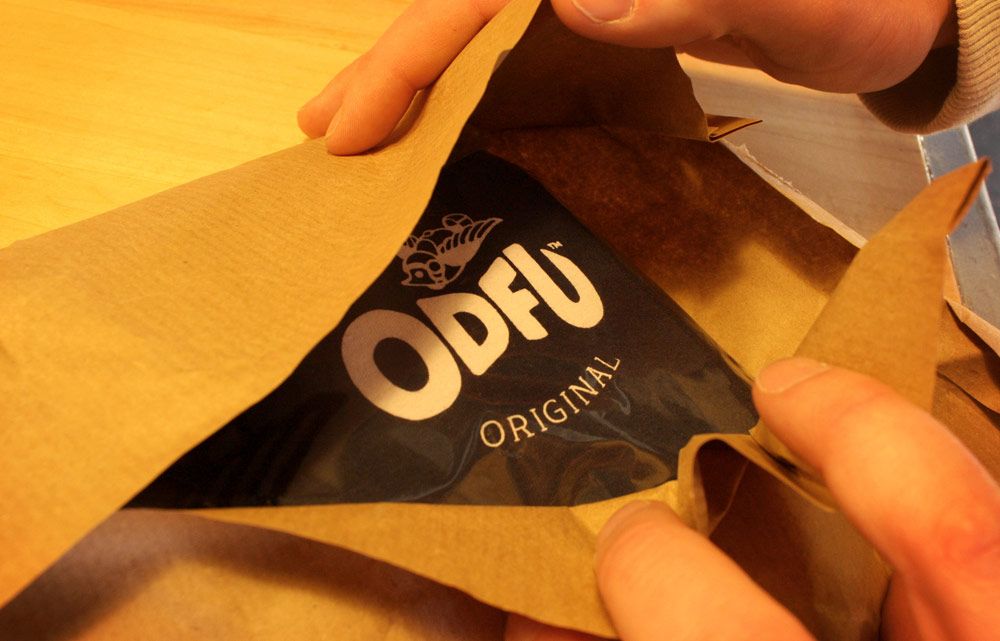 ODFU Packaging