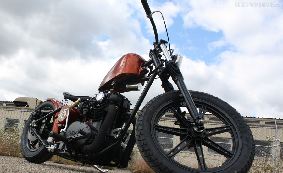 Bad Penny XS650