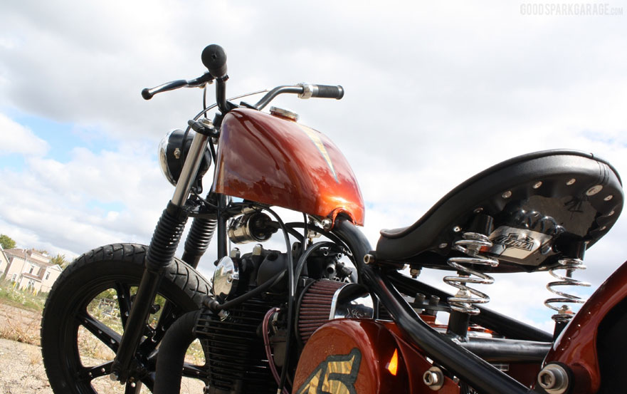 Ardcore Speed and Fab XS650