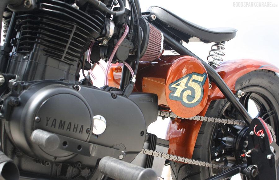 Bad Penny Yamaha XS650