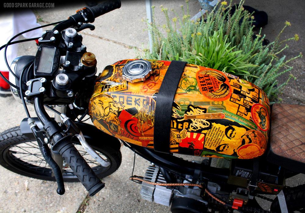 Moped at National Moto+Cycle