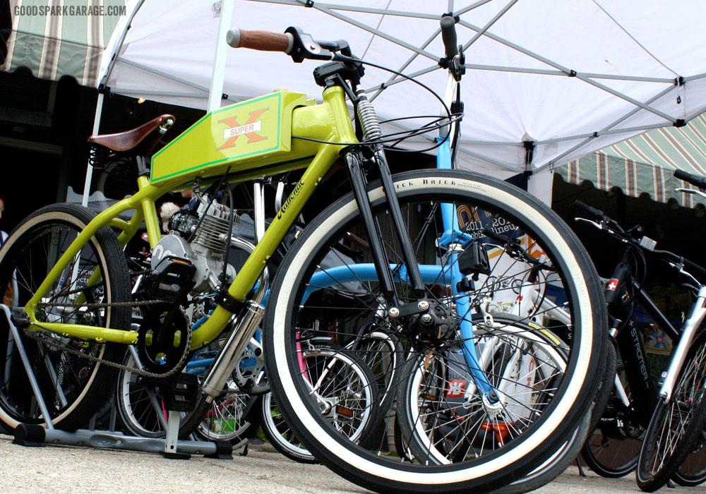 A National Moto custom.
