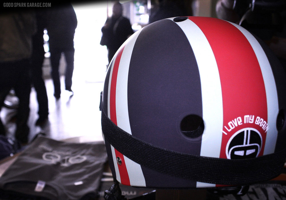 Helmet at National Moto+Cycle Co.