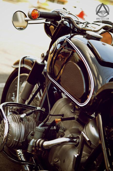 AMotoCo - Vintage BMW r69 Perfection