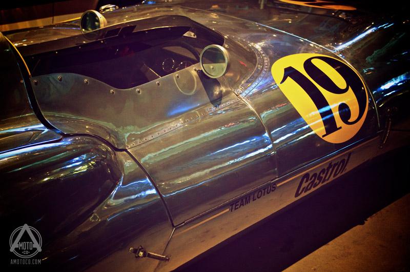 AMotoCo - Vintage Lotus Racecar - 19