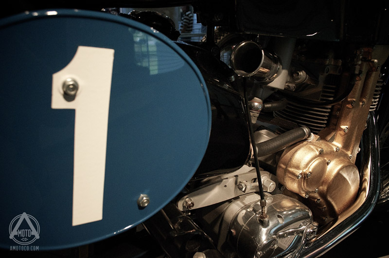 AMotoCo - Vintage AJS Boy Racer 7R