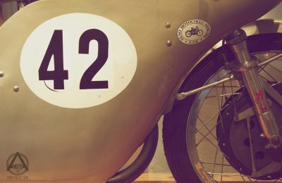 AMotoCo - Vintage Race Bike 42