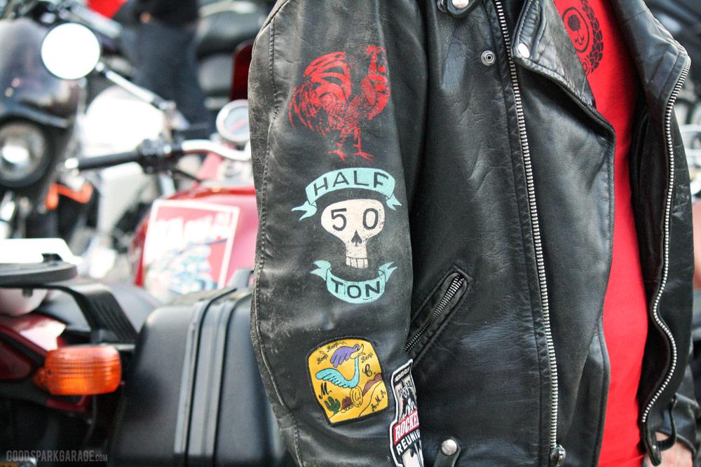Chris Sickels Jacket