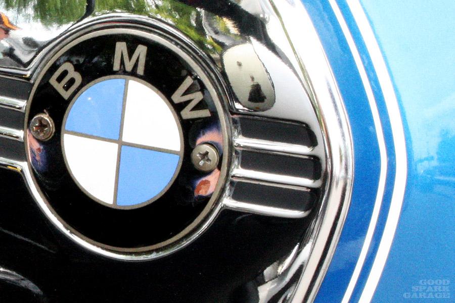 BMW Toaster Tank
