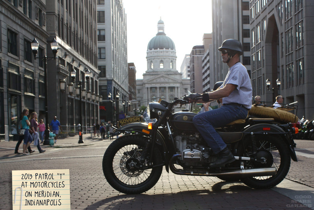 2013 Ural Patrol T in Indy