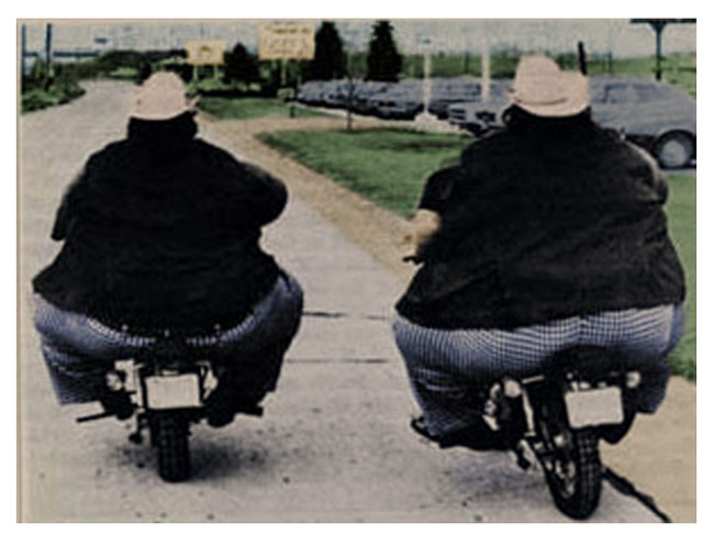 Fat Guys On Motorcycles 52
