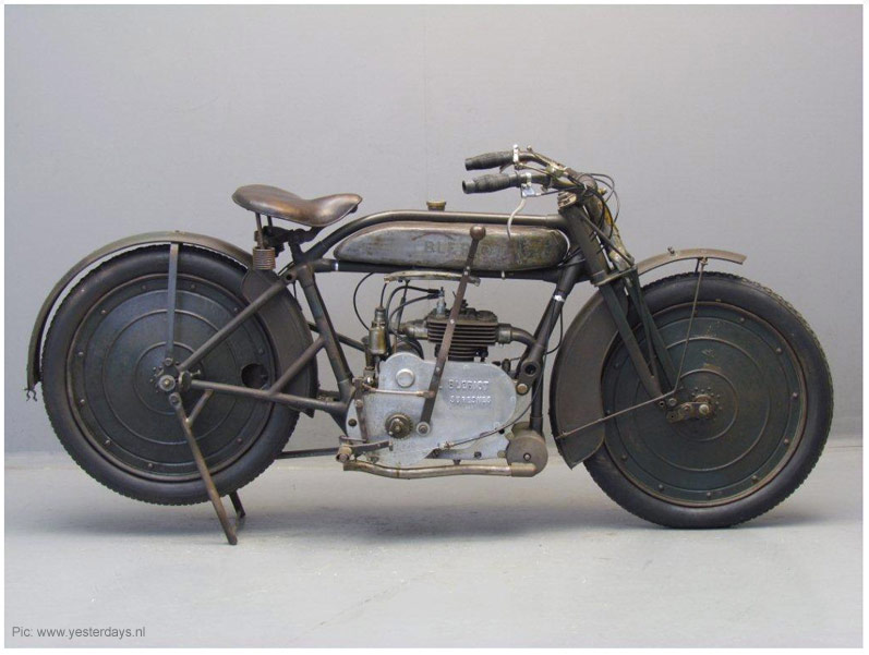 Bleriot Motorcycle 500cc