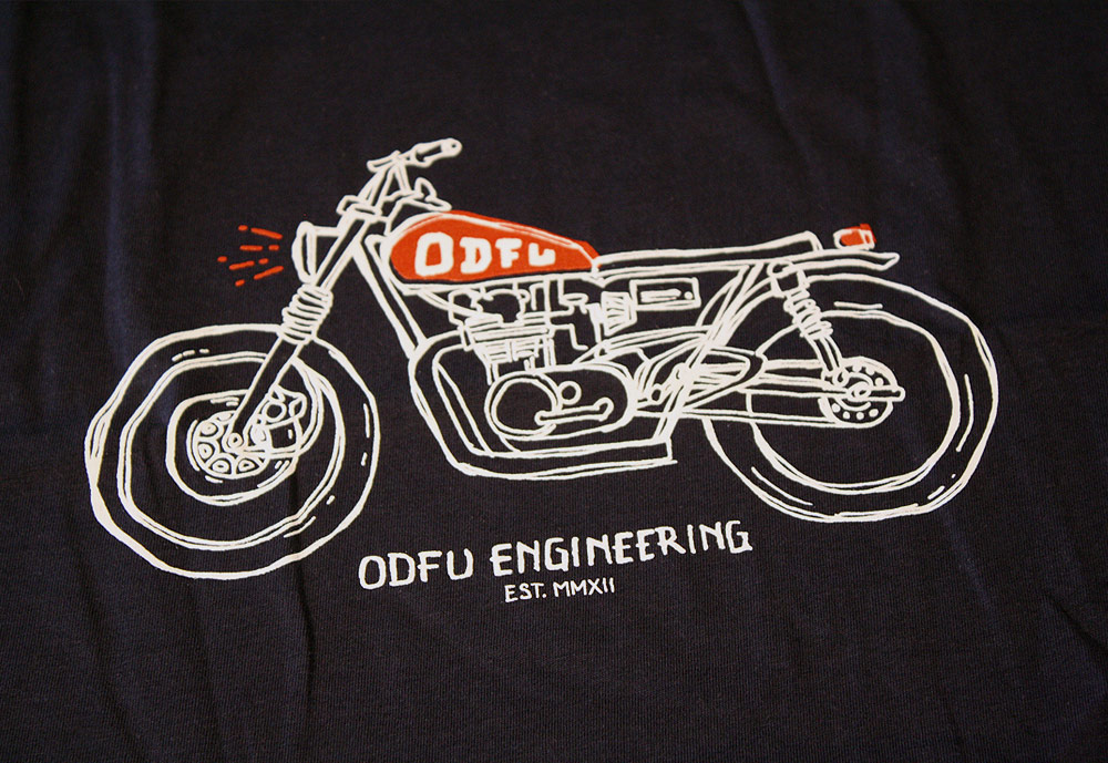 ODFU Engineering Tee