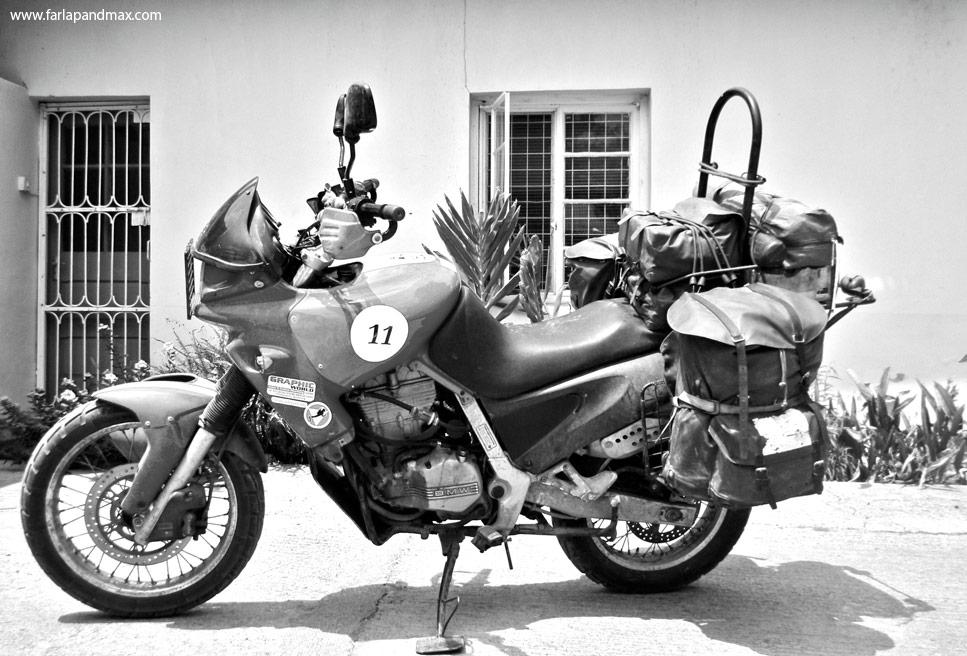 Farlap BMW Funduro