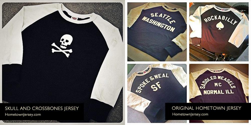 Hometown Jersey Styles