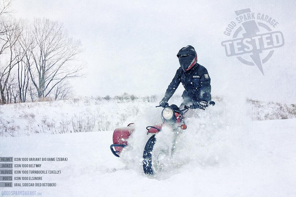 ICON Motosports Gear