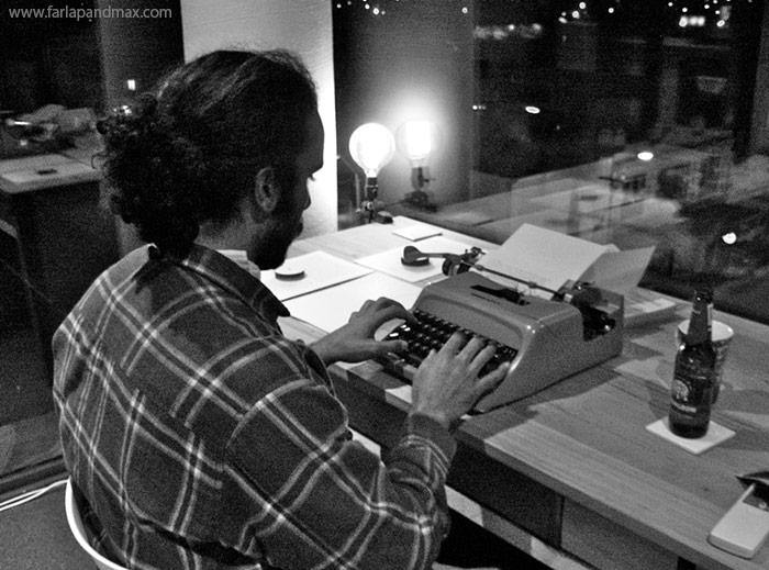 Max Writing