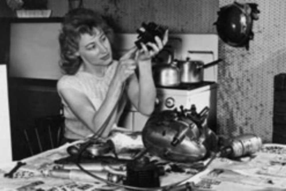 Beryl Swain Kitchen Prep