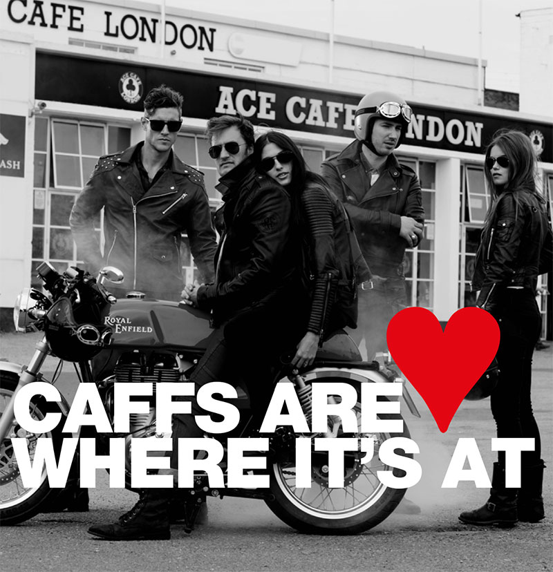 Cafe Culture: Royal Enfield Continental GT