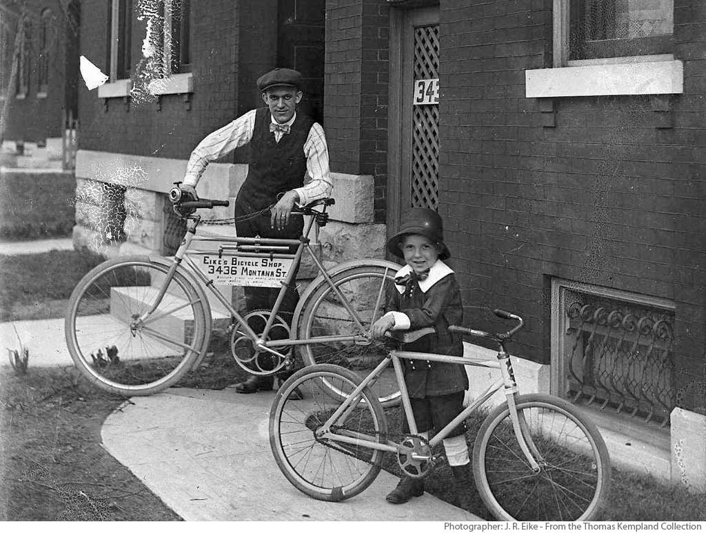 Eike's Bicycle Shop - St. Louis