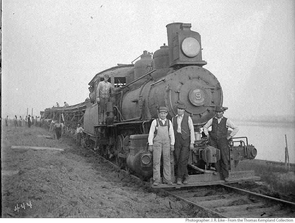 St. Louis Steam Engine
