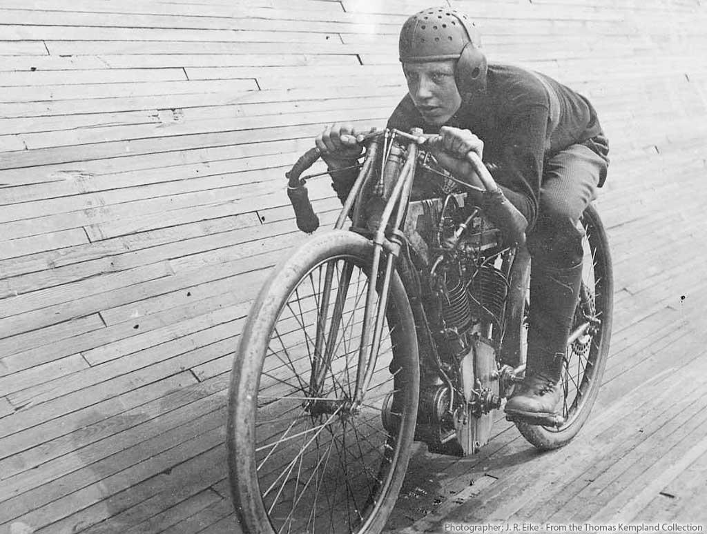 St. Louis Motordrome Racer