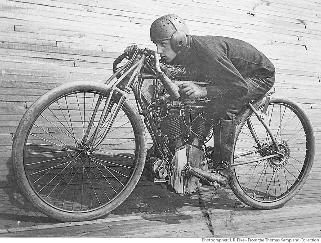 St. Louis Motordrome Racer 3