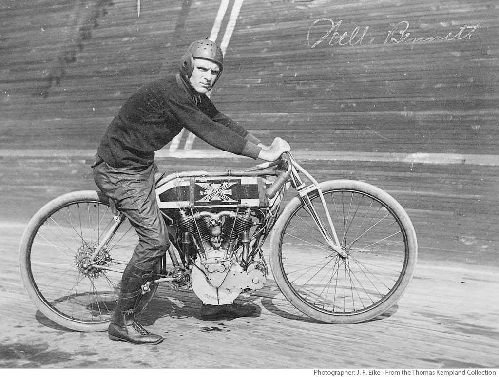 St. Louis Motordrome Wells Bennett