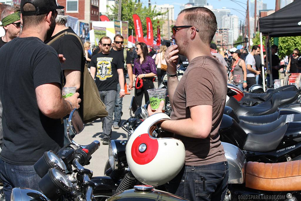 MOTOBLOT 2014 Bullitt Helmet