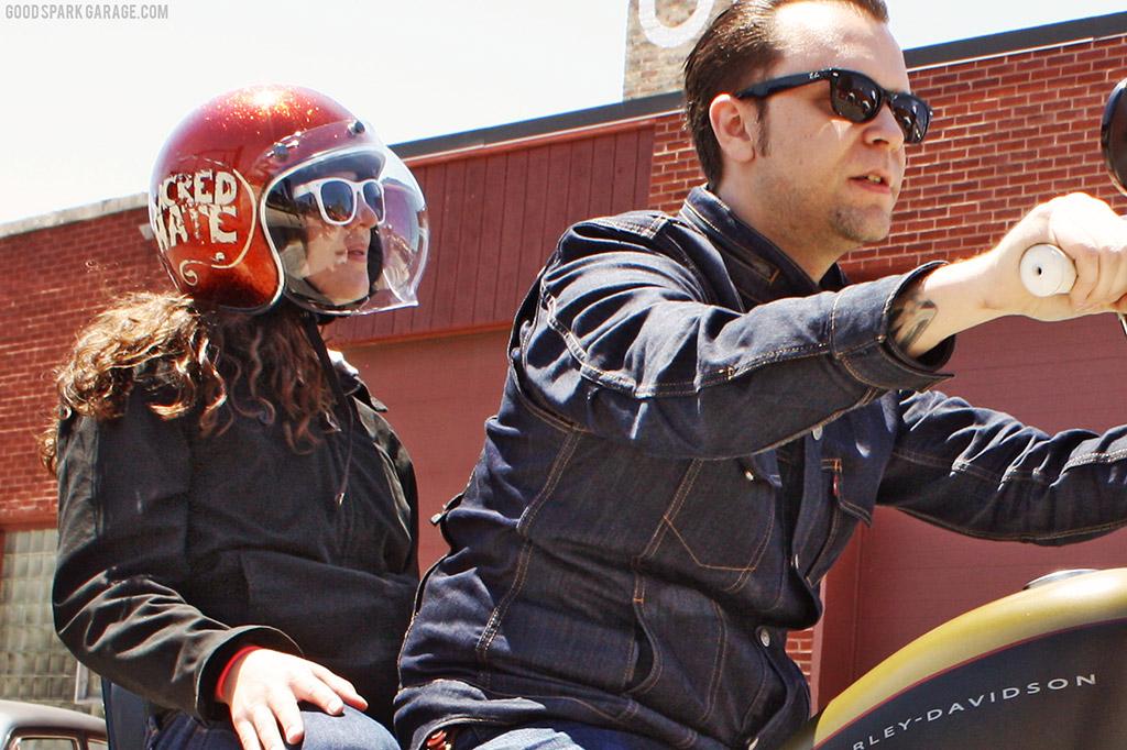MOTOBLOT 2014 Couple