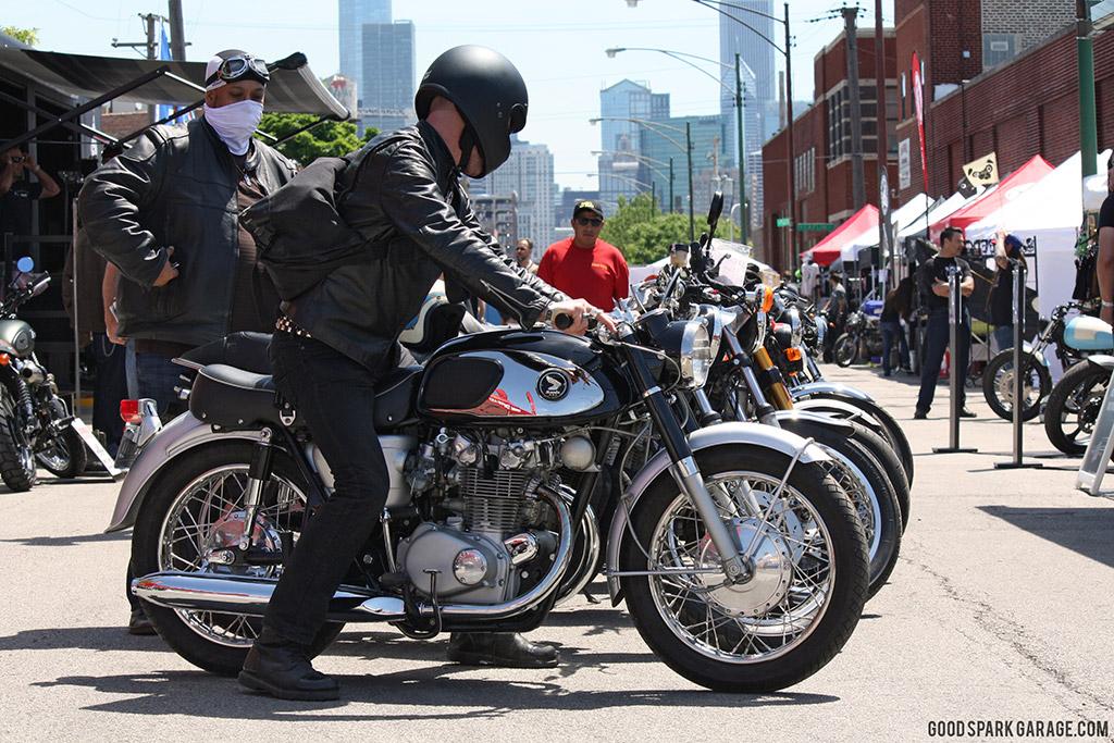 MOTOBLOT 2014 - Vintage Honda