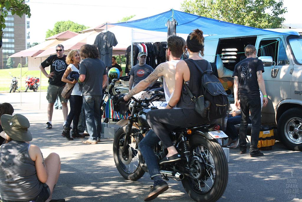 Rockers Reunion Indy Scene