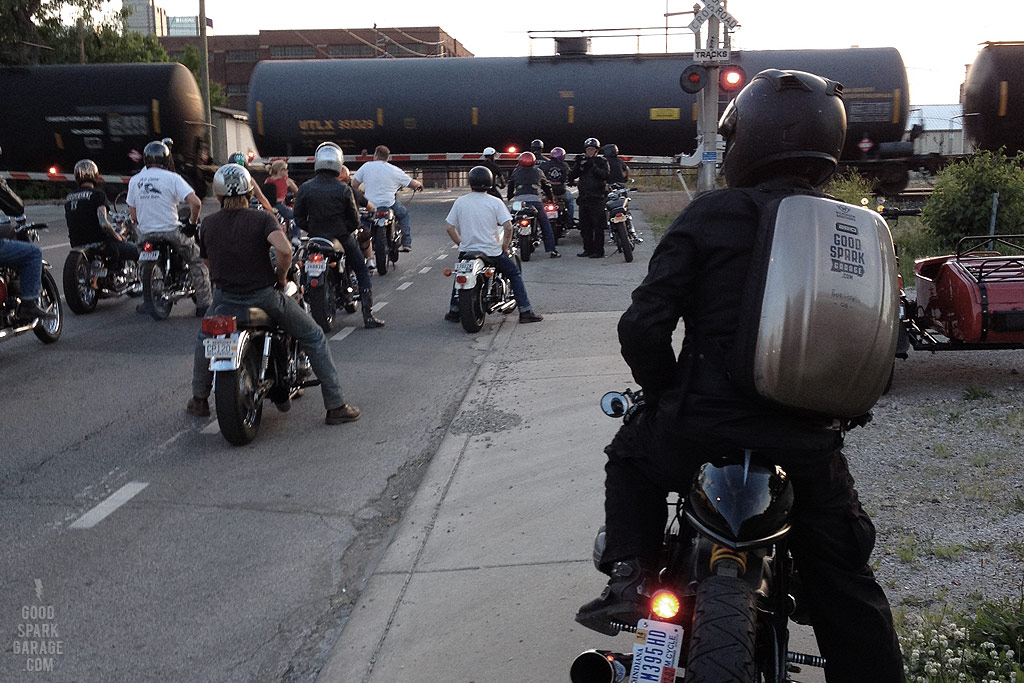 Rockers Reunion Indy Ride