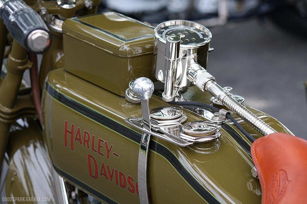Harley Davidson Detail Wauseon