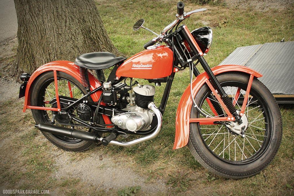 Harley Hummer