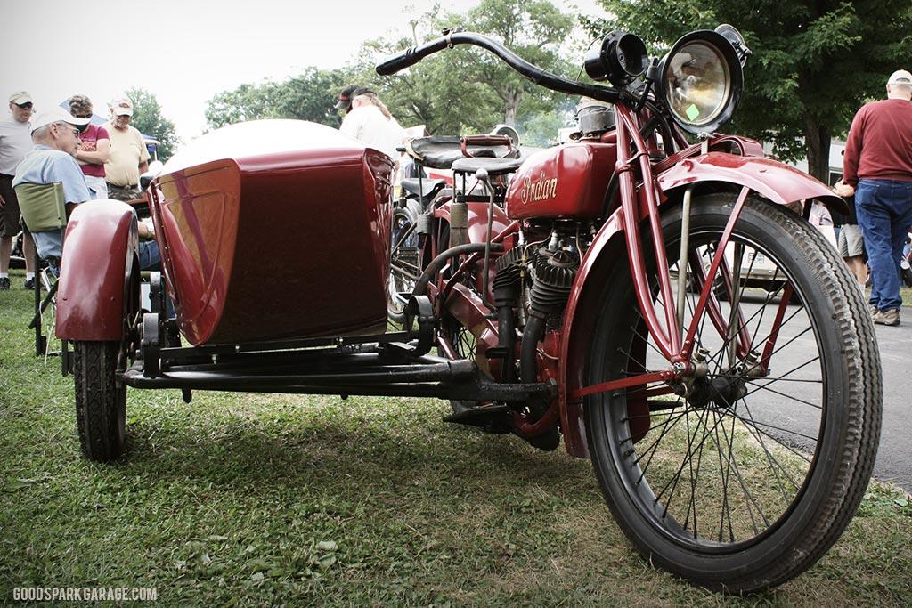 Indian Sidecar