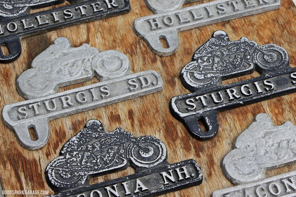 Location Badges