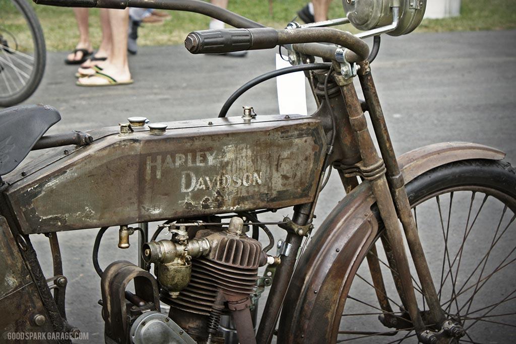 Vintage Harley Davidson Wauseon