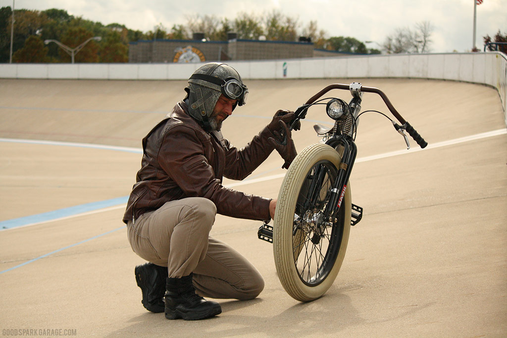 National Moto at Major Taylor Velodrome