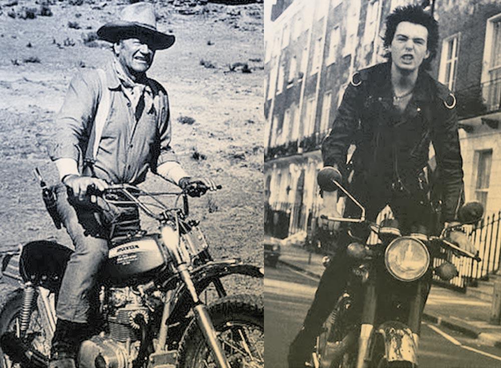 johnwayne_sidvicious_celebrity_motorcycles