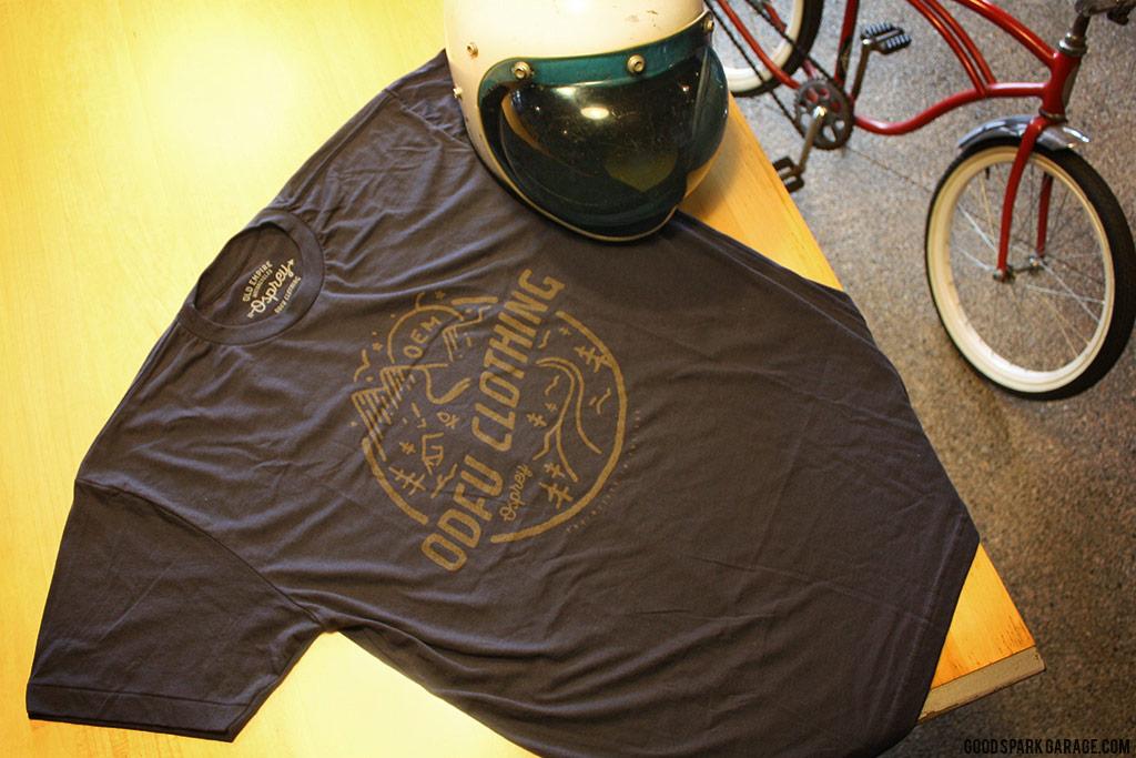ODFU Osprey Landscape T-shirt