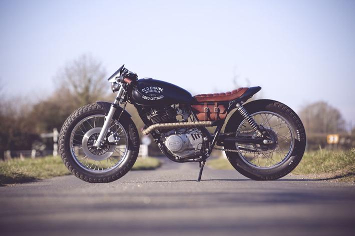 ODFU x OEM Osprey Motorcycle