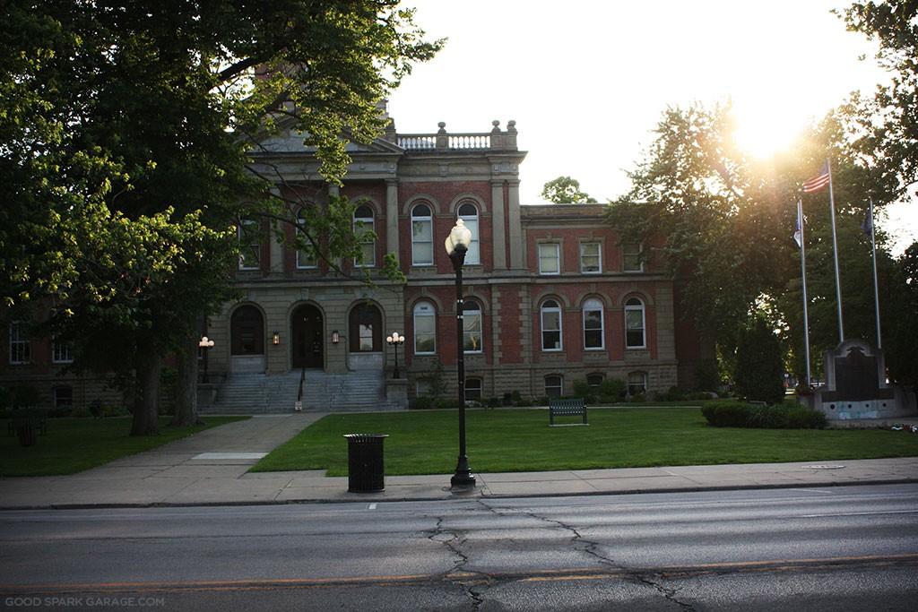 Goshen Indiana Courthouse