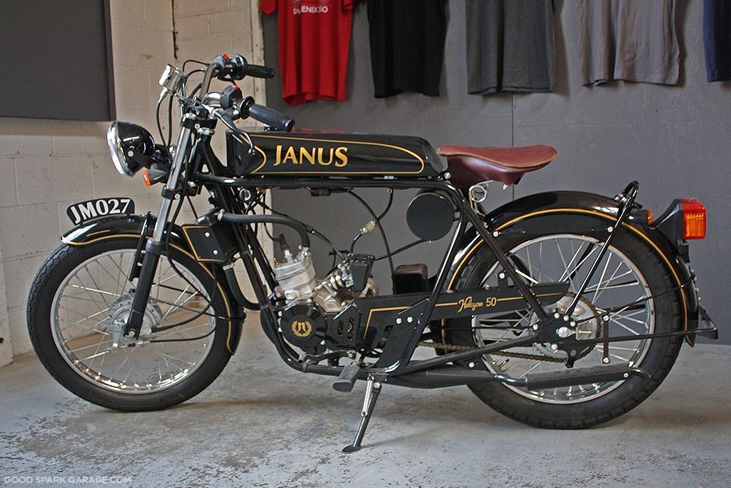 Janus Halcyon 50cc
