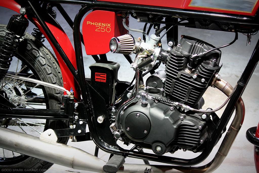 Janus Motorcycles Phoenix 250cc