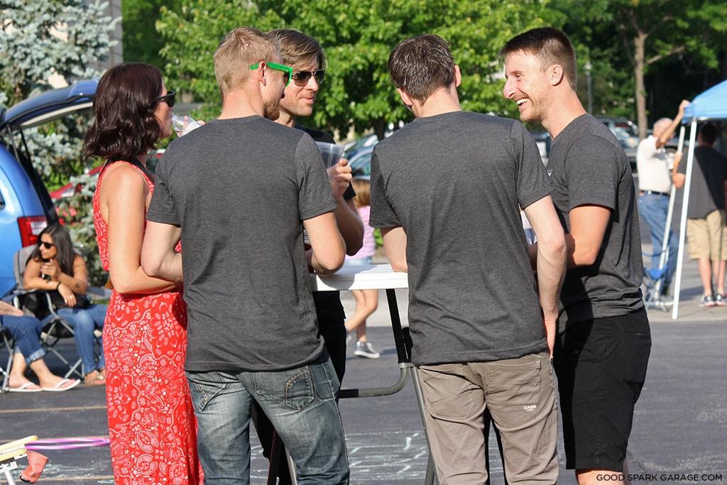 Janus Motorcycles Phoenix Launch Party