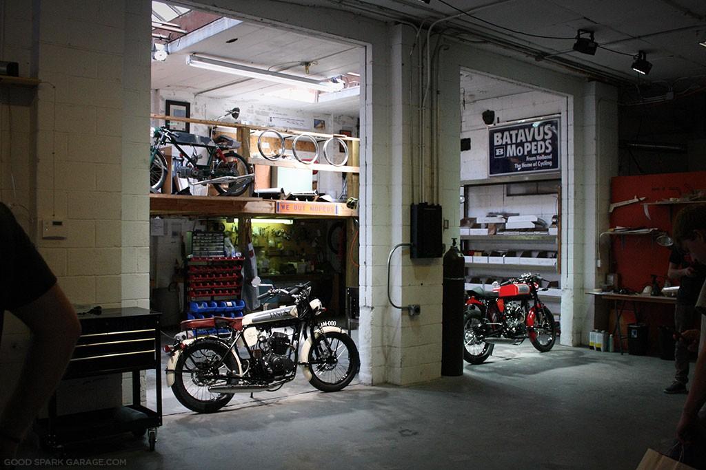 Janus Motorcycles Shop Goshen Indiana