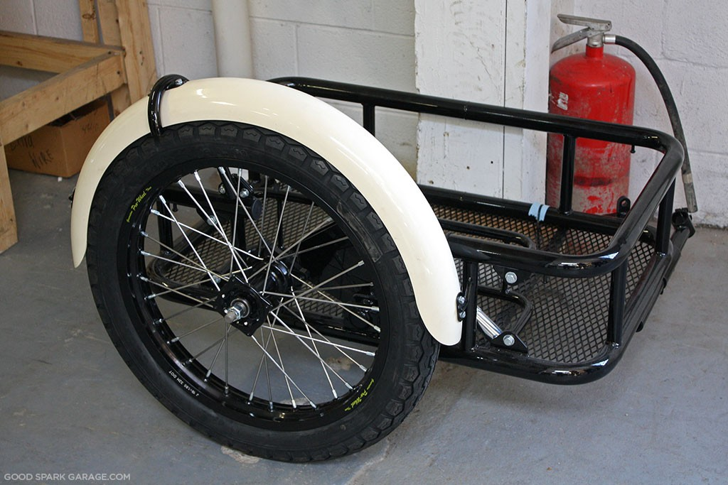 Janus Motorcycles Sidecar