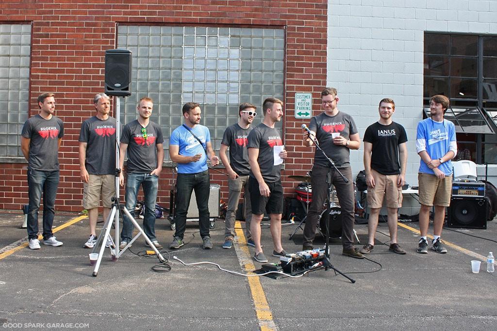Janus Team Photo